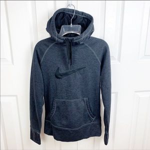 NIKE S Women's Slim Fit Pullover Jacket with Hood